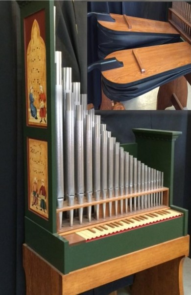 Instrument sur Mesure - Orgue Médiéval