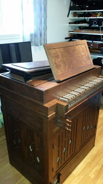 Instrument sur Mesure - Orgue Positif 1