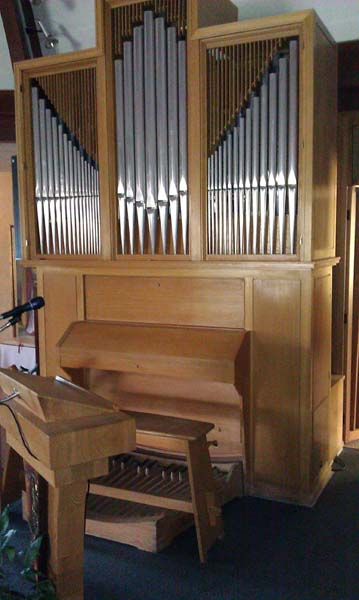 Orgue - Saint-Jean-Bosco, Montréal 1